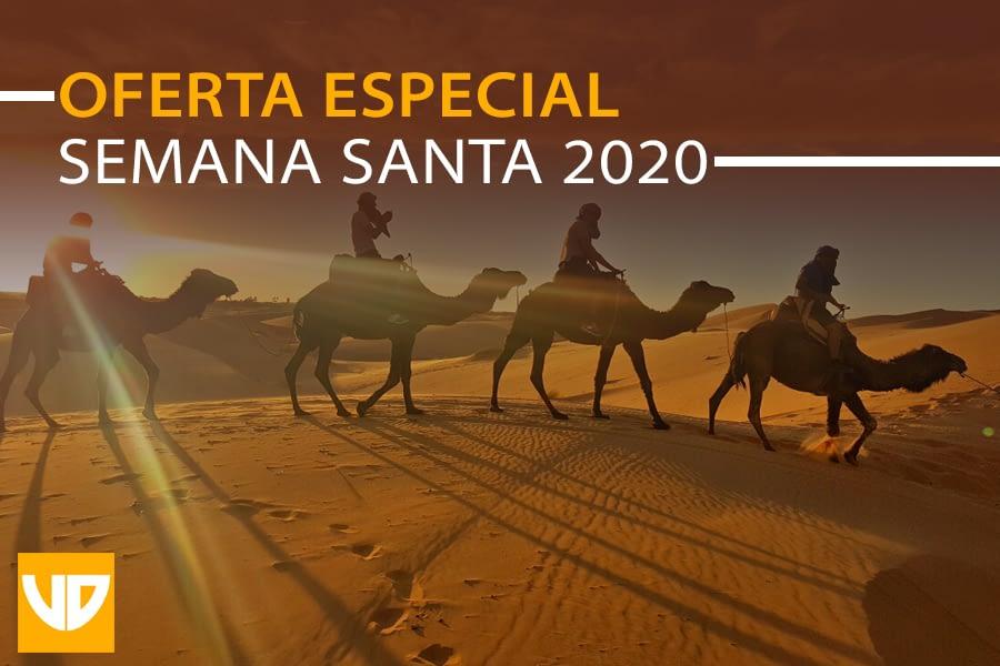 Oferta especial Semana Santa 2020