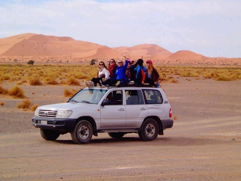 viagens deserto