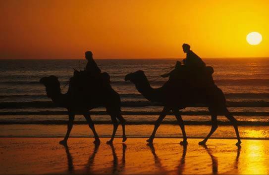 Praia Marroquina