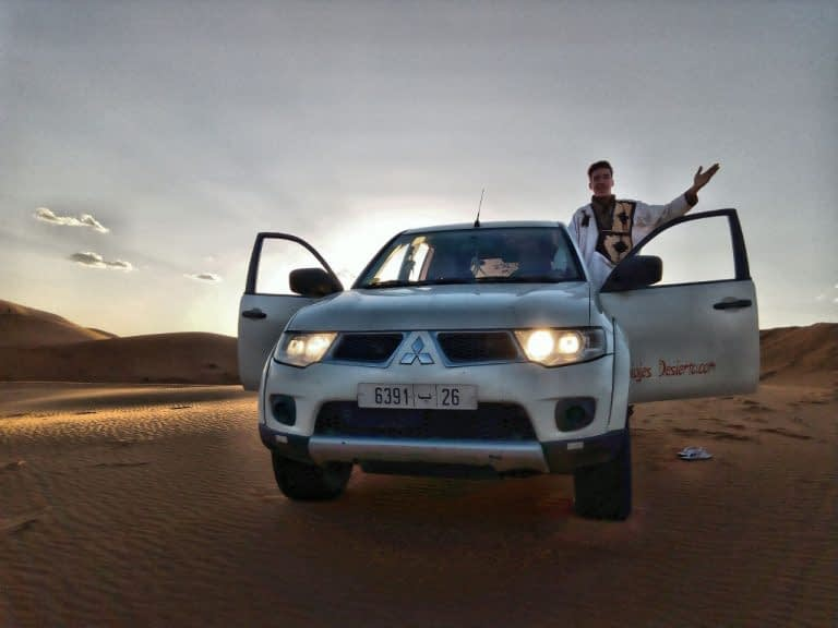 Viagem ao Deserto Marrocos