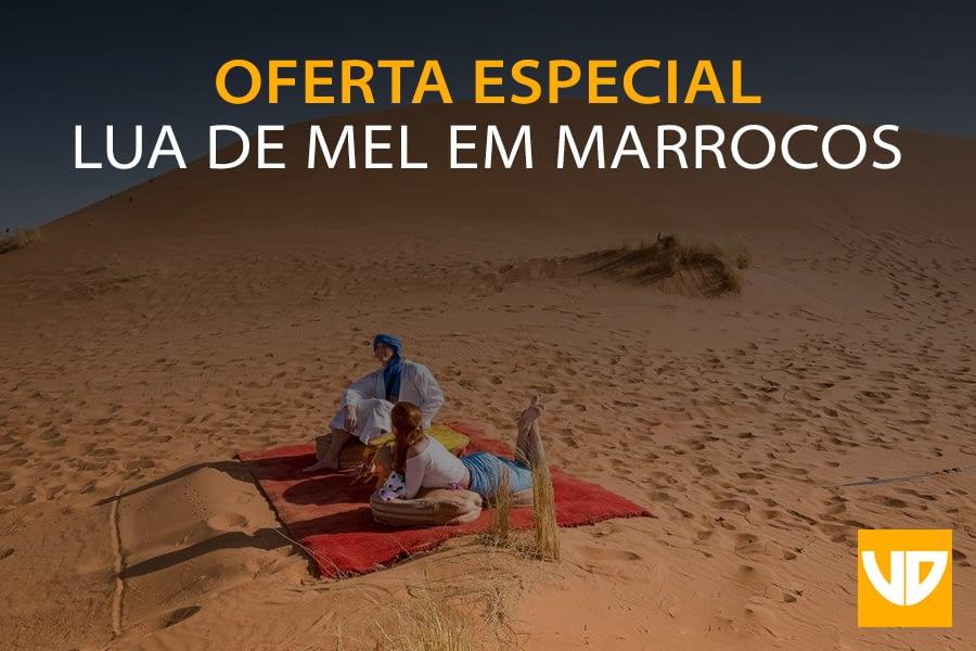 LUA DE MEL EM MARROCOS PT
