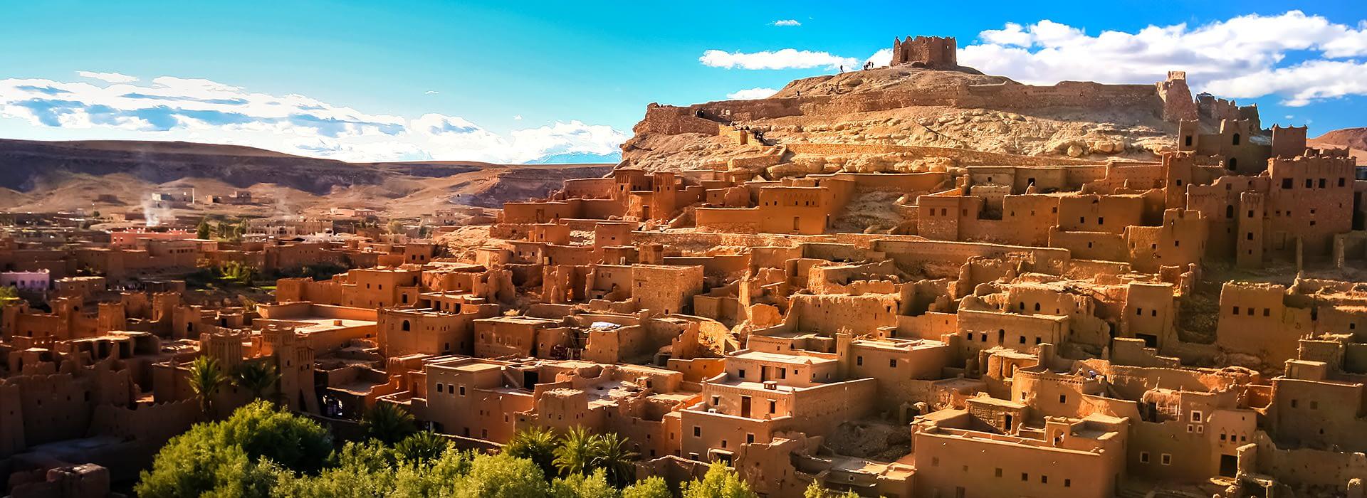4 Dias - Marrakech excursõ 4 dias ao Deserto Merzouga