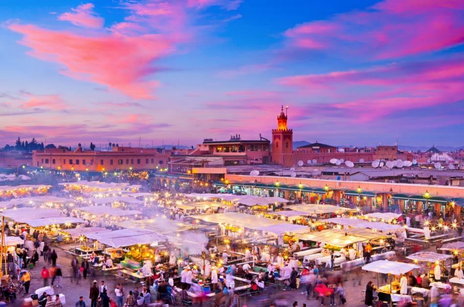 Viagem para Marrocos