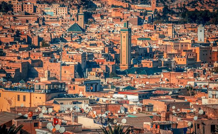 Tour Cidades imperiais Marrocos