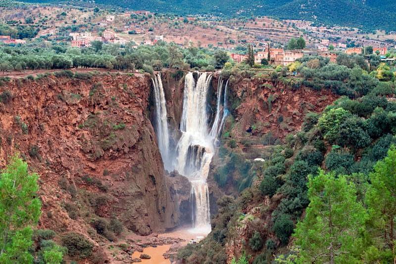 Cachoeiras de Ouzoud